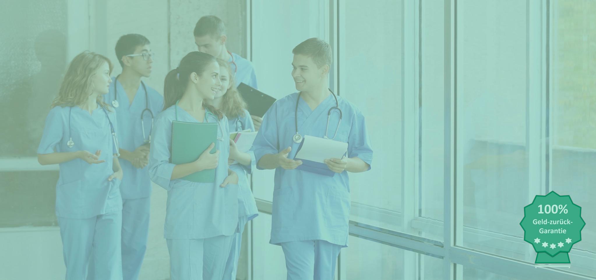 Berechne deine Chancen auf einen Medizinstudienplatz in Deutschland